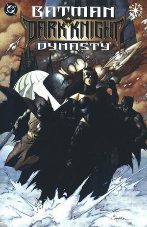 Cover for Batman: Dark Knight Dynasty #1 (1997)