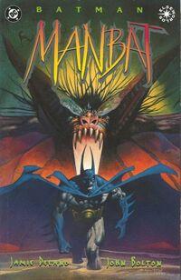 Batman Manbat 1