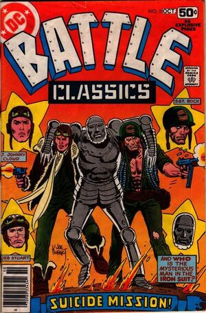 Cover for Battle Classics #1 (1978)