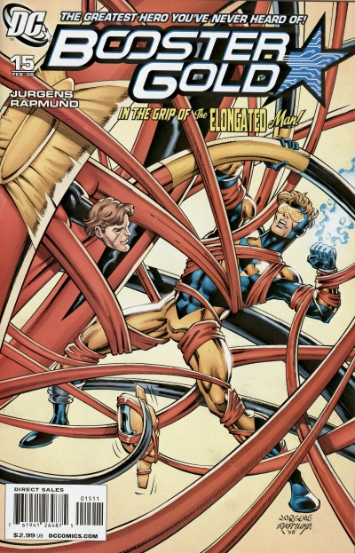 Booster Gold Vol 2 15 DC Database Fandom Powered By Wikia