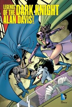 Cover for the Batman: Legends of the Dark Knight - Alan Davis Vol 1 Trade Paperback
