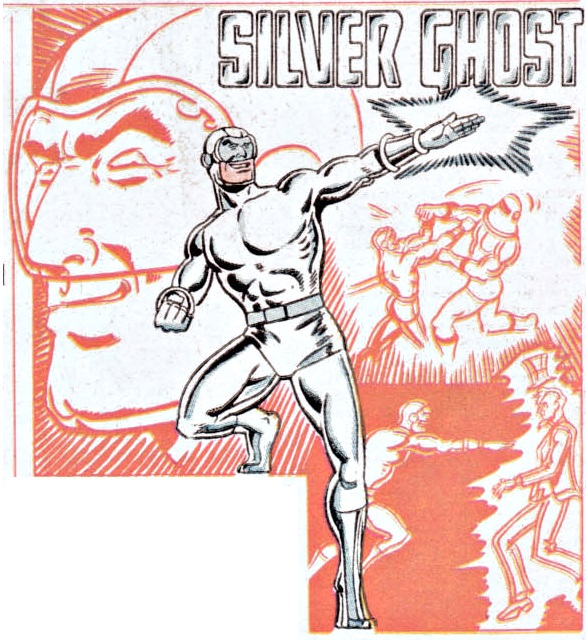Silver Ghost 0001