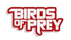 Birds of Prey Vol 3 Logo
