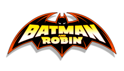 Batman and Robin Logo