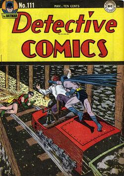Detective Comics 111