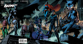 "<a href=""/wiki/Batman_Family"" title=""Batman Family"">Batman Family</a> Gatefold"