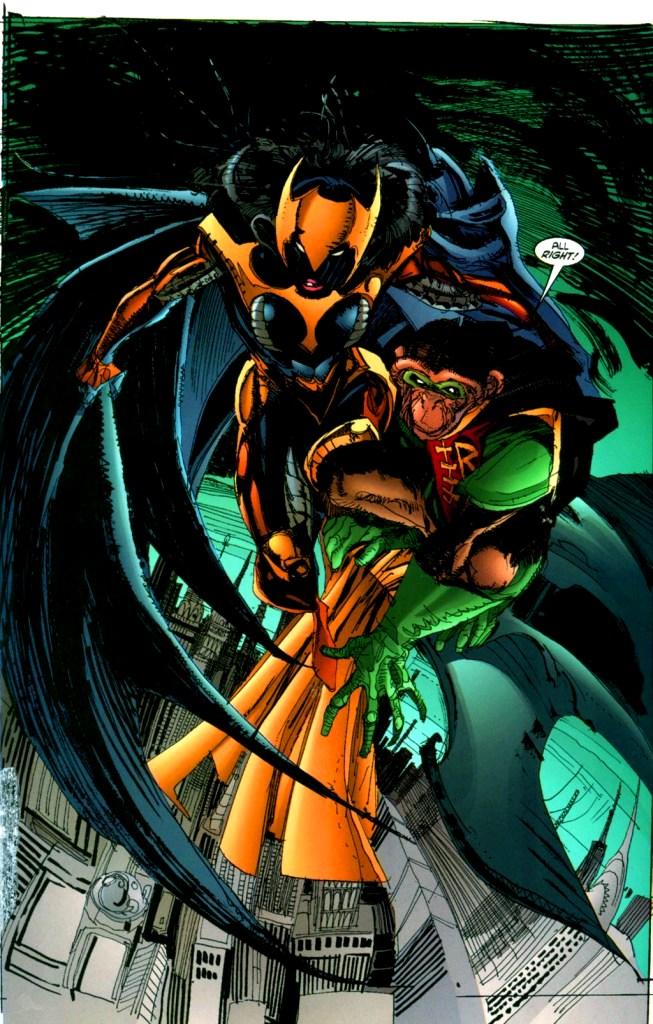 Batwoman Dark Knight Dynasty 001