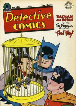 Detective Comics 120