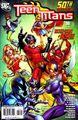 Teen Titans Vol 3 50A