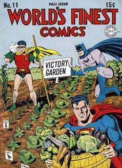 World's Finest Comics 11