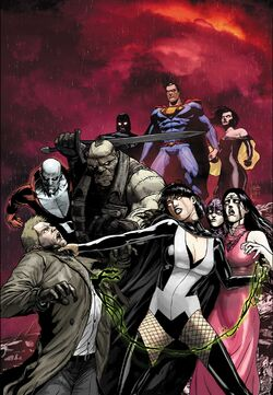 Justice League Dark Vol 1 24 Textless