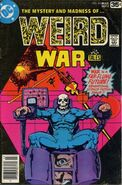 Weird War Tales Vol 1 61
