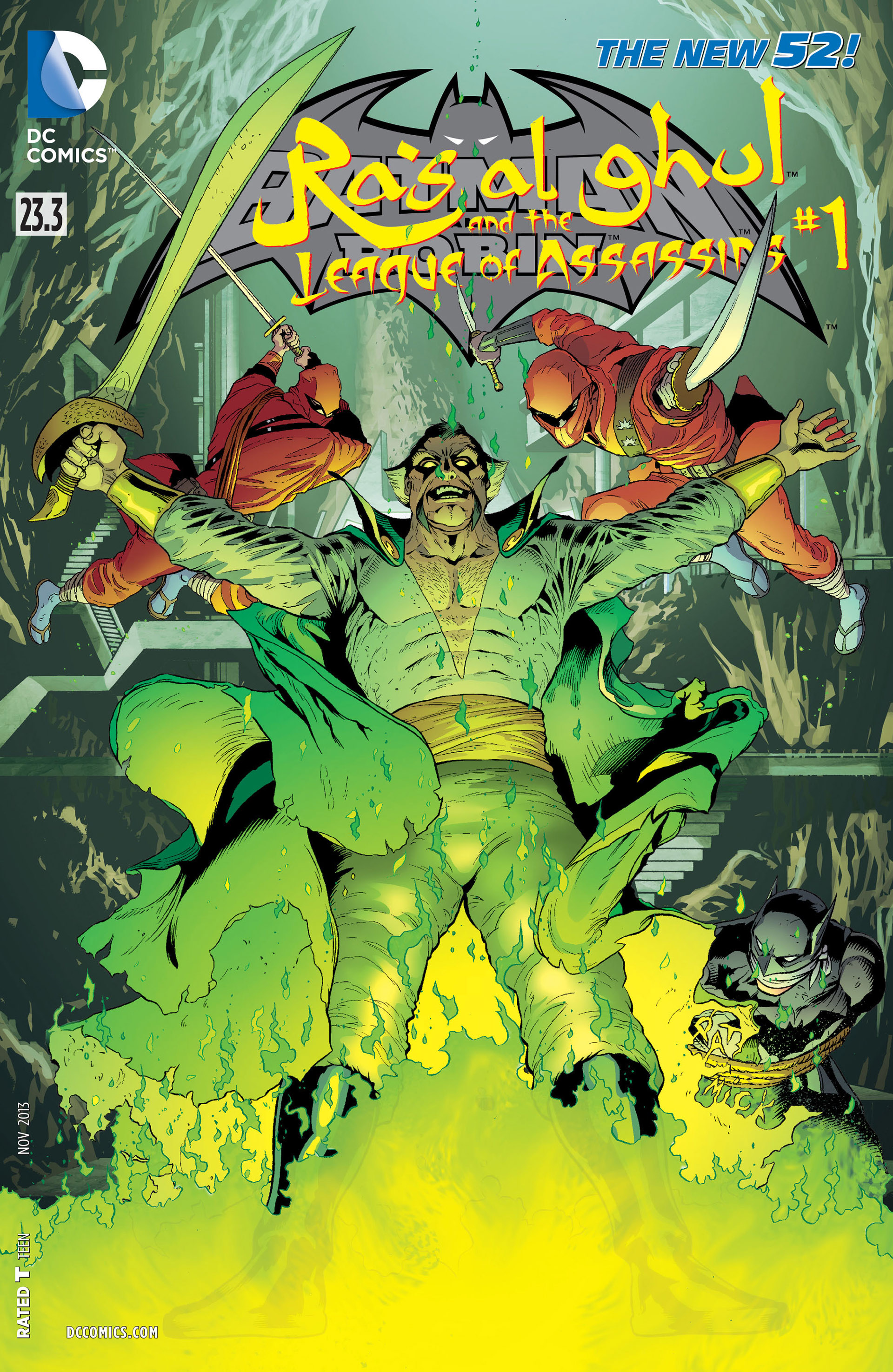 Image result for league of Assassins