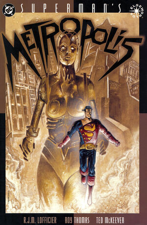 Cover for Superman's Metropolis #1 (1996)