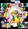 JLA Avengers Items 001