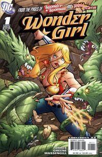 Wonder Girl 1