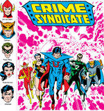 Crime Syndicate of America 001