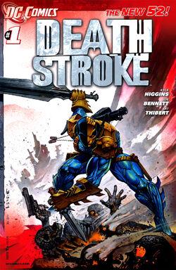 Deathstroke Vol 2 1