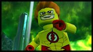 Kid Flash Lego Batman 001