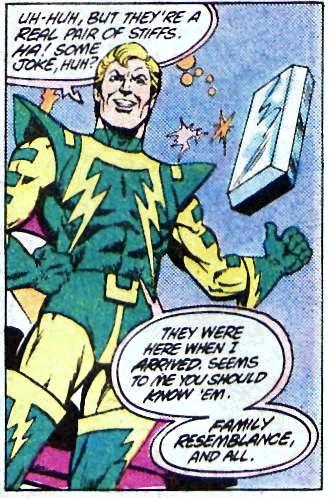Johnny Thunder - Earth One