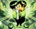 Kyle and Soranik