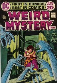 Weird Mystery Tales Vol 1 1