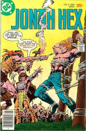 Cover for Jonah Hex #8 (1978)
