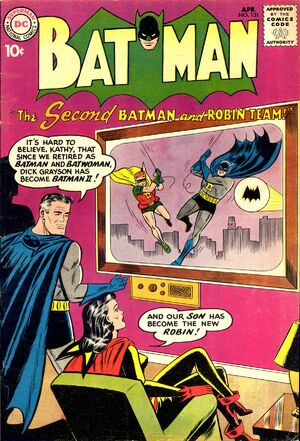 Cover for Batman #131 (1960)