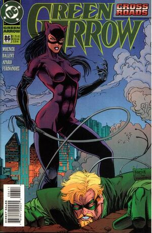 Cover for Green Arrow #86 (1994)