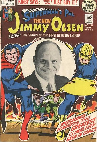 Superman S Pal Jimmy Olsen Vol 1 141 Dc Database