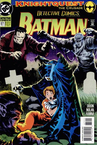 Image result for detective comics 671