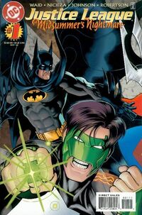 Justice League Midsummers Nightmare 1