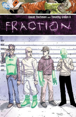 Cover for the Fraction Trade Paperback