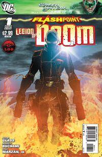 Flashpoint Legion of Doom Vol 1 1
