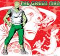 Green Man I 001