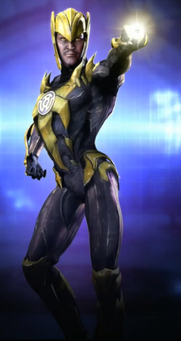 Thaal Sinestro Injustice The