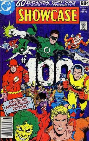 Cover for Showcase #100 (1978)