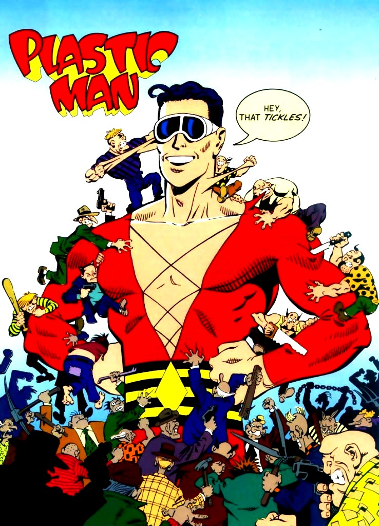 Image result for plastic man