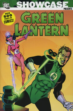 Cover for the Showcase Presents: Green Lantern Vol. 2 Trade Paperback