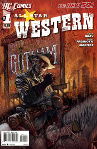 All-Star Western Vol 3 1