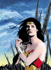 Hippolyta Wonder Woman 004