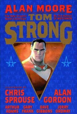 Cover for the Tom Strong: Book One Trade Paperback