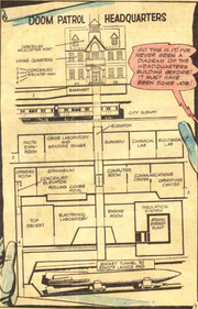 Doom Patrol Headquarters 002