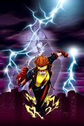 Kid Flash iris west 001