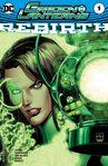 Green Lanterns: Rebirth Vol 1 1