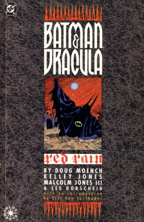 Batman and Dracula: Red Rain | DC Database | FANDOM