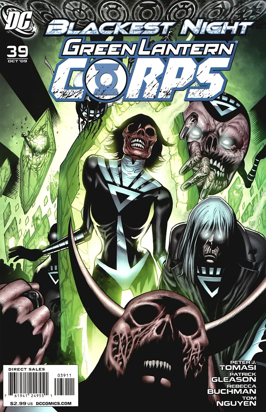 Green Lantern Corps Vol 2 39 | DC Database | Fandom ...
