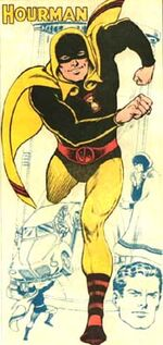 Hourman Rex Tyler 0001