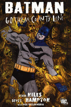 Cover for the Batman: Gotham County Line Trade Paperback