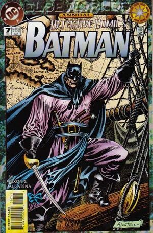 Cover for Detective Comics Annual #7 (1994)